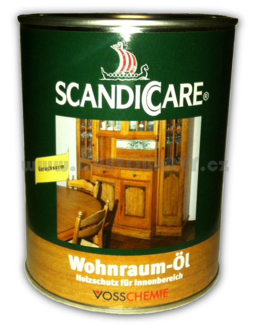 3 l Scandiccare Olej na nábytek (Wohnraum-Öl)