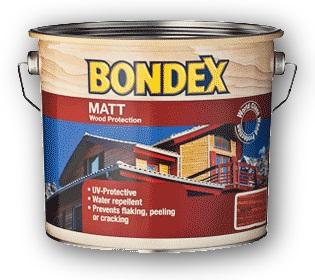 bondex matt slabovrstv syntetick lazura s ochranou. Black Bedroom Furniture Sets. Home Design Ideas