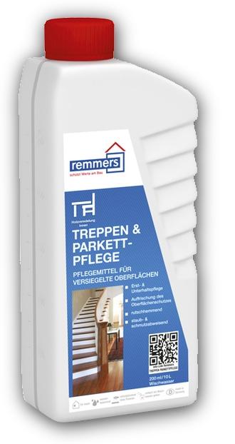 1 l Remmers Treppen und Parkettpflege