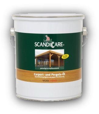 3 l Scandiccare Pergolový olej (Carport - und Pergola-Öl)