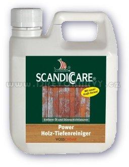 2,5 l Scandiccare Hloubkový čistič dřeva (SC POWER-TIEFENREINIGER)