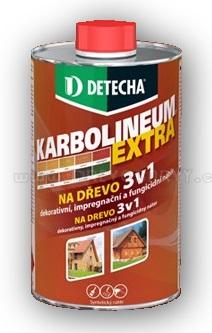 Karbolineum extra zkušenosti