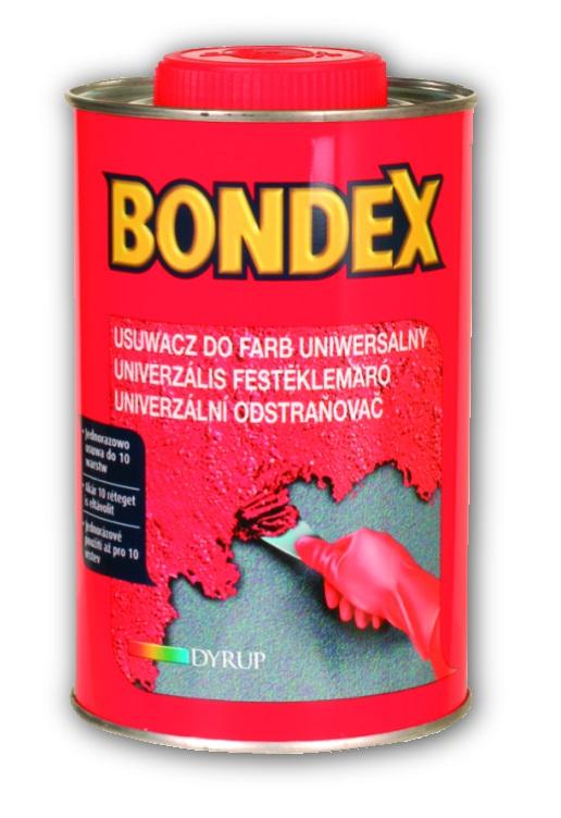 0,5 l Bondex Odstraňovač nátěrů