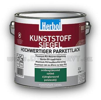 2,5 l Herbol Kunststoff-Siegel - lak (lesk, pololesk, mat)