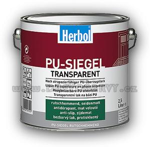 2,5 l Herbol PU - Siegel - lak protiskluzný