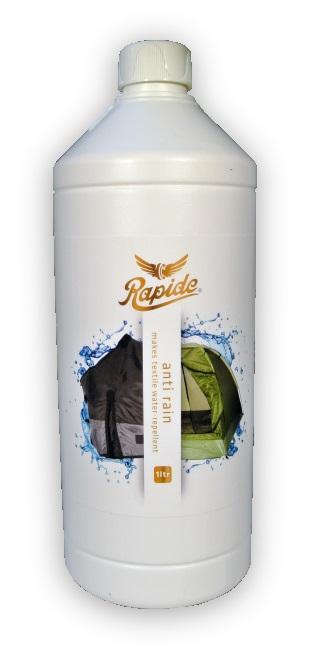 1000 ml Rapide Anti Rain - impregnace na textilie, bavlnu, plátno