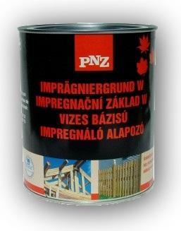 Fotografie 2,5 l PNZ Impregnační základ W (PNZ IMPRÄGNIER GRUND W)