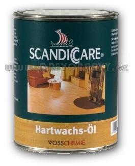 3 l Scandiccare Tvrdovoskový olej (Hartwachs -Öl)